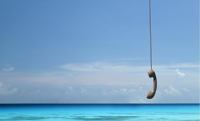 telephone vacances