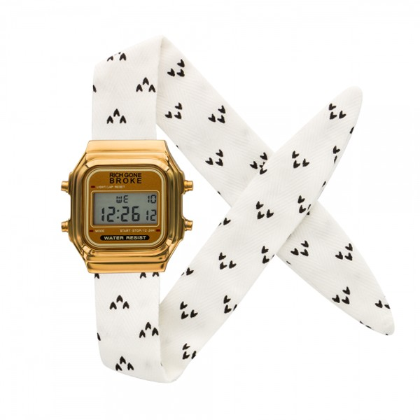 rich-gone-broke-montre-digitale-or-prague
