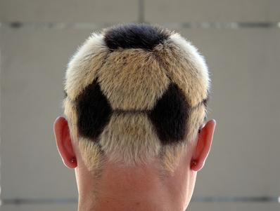 football fan